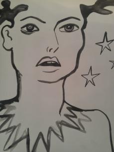 Feral woman 3