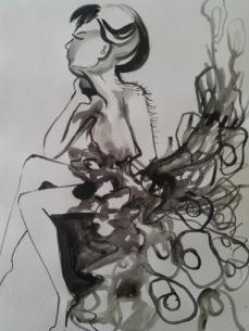 Feral woman 2