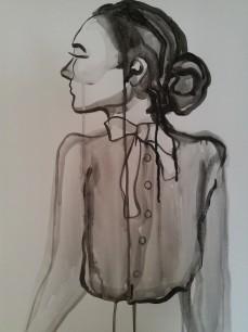 Feral woman 1